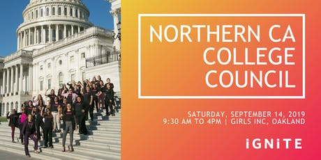 Northern CA College Council tickets
