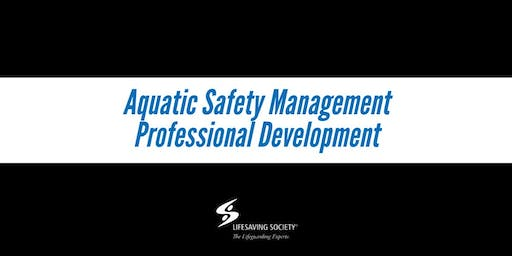 Aquatic Supervisor Training - Kimberly