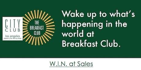 Breakfast Club Speaker Series tickets