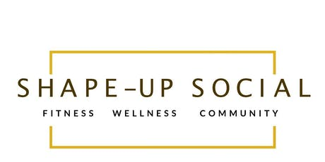 Shape-Up Social tickets
