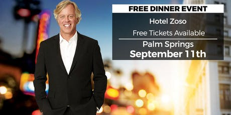 (Free) Secrets of a Real Estate Millionaire in Palm Springs by Scott Yancey tickets