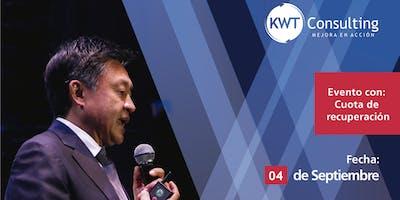"Conferencia ""Modelo Kizukai Kaizen"" en CDMX, MBA Alejandro Kasuga Sakai"