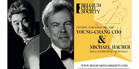 Young-Chang Cho and Michael Hauber | BCS 19/20 billets