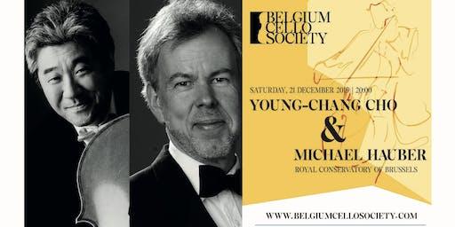 Young-Chang Cho and Michael Hauber   BCS 19/20