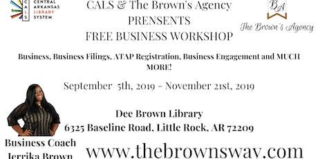 Free Business Workshop  tickets