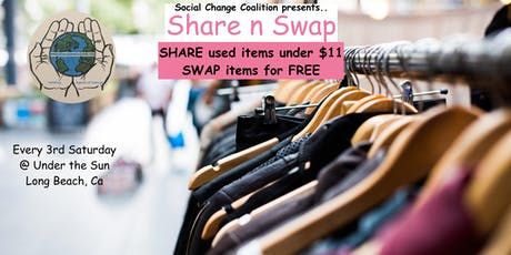Share n Swap Free Market_September tickets