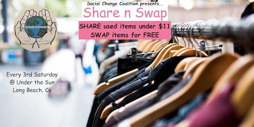 Share n Swap Free Market_September