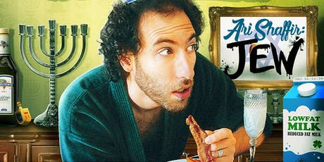 ARI SHAFFIR: JEW tickets