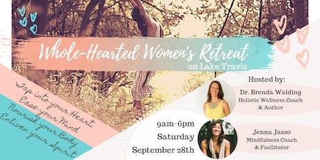 Whole-Hearted Women's Retreat tickets