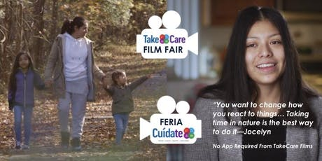 TakeCare Film Fair / Feria Cuídate tickets