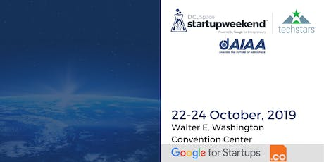 Techstars Startup Weekend D.C., Space tickets