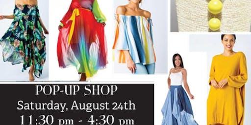 Phoebe's Boutique Summer Clearance Pop-up Shop!