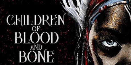 SOULar Powered Reading Group | Children of the Blood and Bone tickets