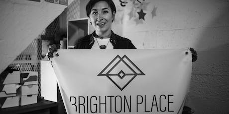 Brighton Place Benefit tickets