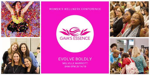 Gaia's Essence Women's Wellness Conference