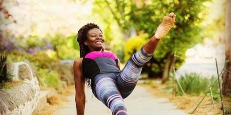 Santé_Shanti PILATES&Yoga Community Day! tickets