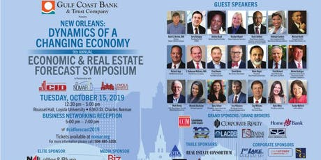 9th Annual Economic & Real Estate Forecast Symposium tickets