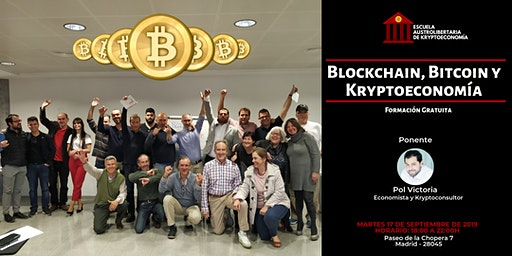 Training Class - Bitcoin, Blockchain y Kryptoeconomía