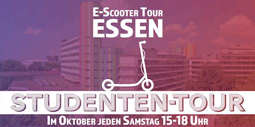 "E-Scooter Tour: ""Studententour"" Essen"