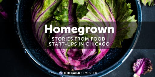Homegrown: Stories from Food Start-Ups in Chicago