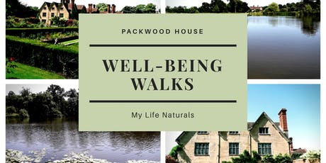 Well-Being Walks Packwood House NT tickets
