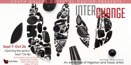 Interchange: An Exhibition of Nigerian & Texan Artists tickets