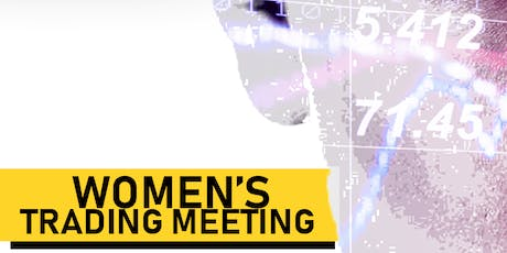 Women's Trading Meeting tickets