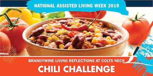 Brandywine Chili Challenge!
