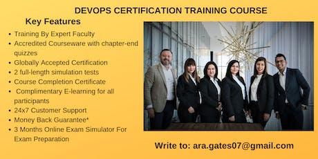 DevOps Certification Course in Davenport, IA tickets