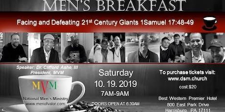 DaySpring Ministries Men's Breakfast tickets