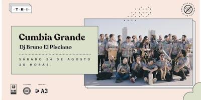 NUEVA FUNCION! Cumbia Grande en Club TRI