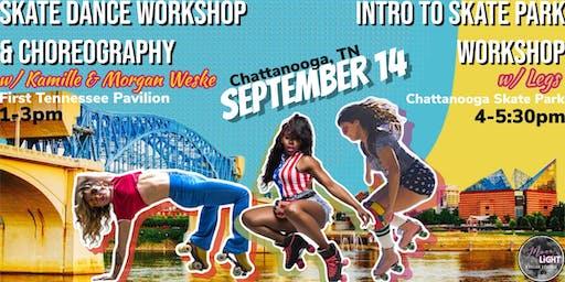 Chattanooga Roller Skate Workshop