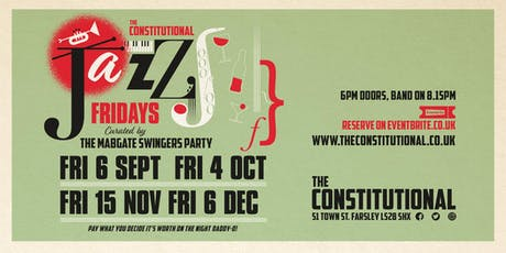 Jazz Fridays tickets