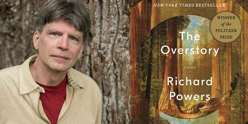 FREE EVENT WITH RICHARD POWERS
