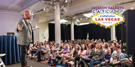 Jackson Galaxy's Cat Camp - Las Vegas 2019 tickets