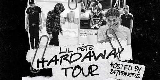 Lil Pete • Hardaway Tour - Chico, CA