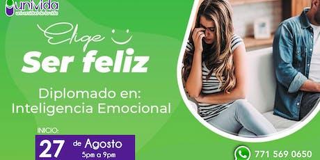 Diplomado en Inteligencia Emocional en Pachuca boletos