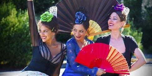 Misión Flamenca Dance Perfomance