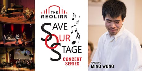 Save Our Stage Concert Series: Ming Wong tickets