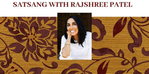 An evening of kirtan and spiritual wisdom by Rajshree Patel