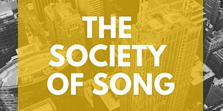 The Society of Song: PRIMAVERA BRASILEIRA tickets