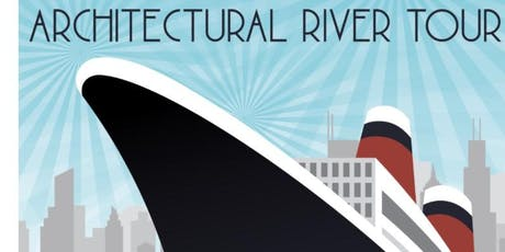 WCR ARCHITECTURAL RIVER TOUR WITH DRINKS AND DINNER ! tickets