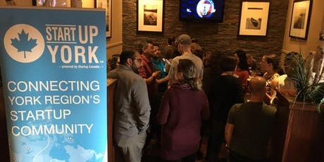 Startup Drinks York Region (Entrepreneurship Week) tickets