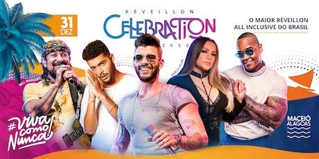 Réveillon Celebration 2020 ingressos