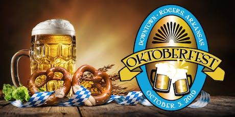 Rogers Oktoberfest 2019 tickets