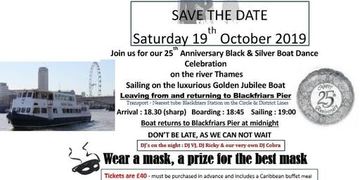 CUKA 25th Anniversary Boat Dance