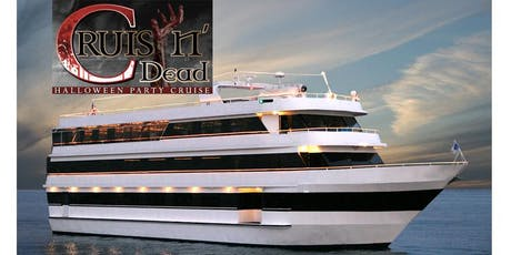 Halloween Party Cruise Marina Del Rey October 26th 8:00 PM Gold Star tickets