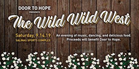 The Wild Wild West BBQ Fundraiser tickets