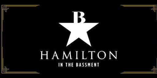 Hamilton at The Bassment