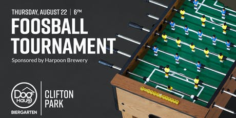 Foosball Tournament at Dog Haus Biergarten Clifton Park tickets